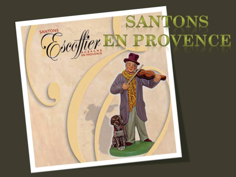 Santons Provence Krippenfiguren Krippenbau Krippennausstellung creche kerststal