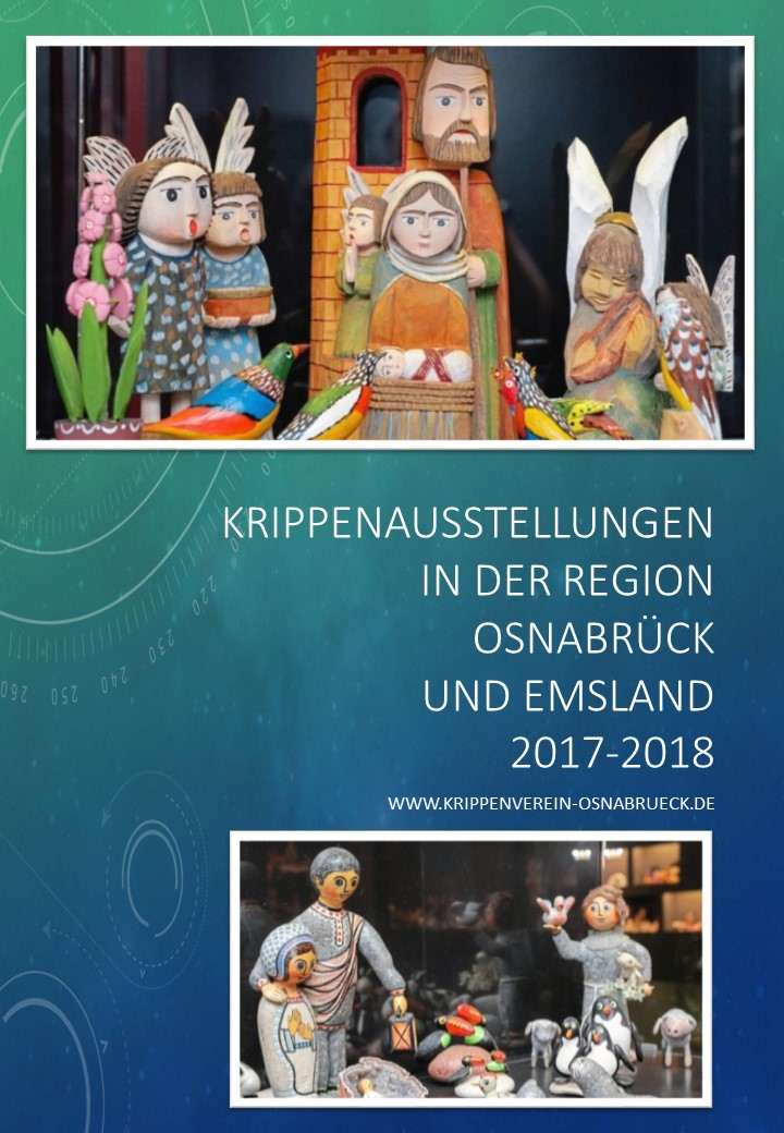 Krippenausstellung 2017 Krippenmarkt Krippenweg Weihnachtskrippen Osnabr�ck