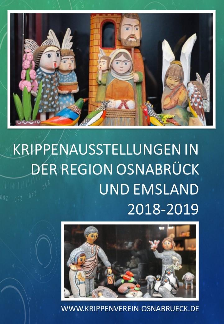 Krippenausstellung Osnabrück Krippenverein Krippenfreunde Krippenschau Vortrag Lohmeier