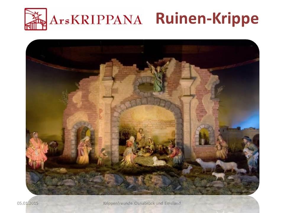 Arskrippana Weihnachtskrippen Krippenschau Krippenmuseum Eifel