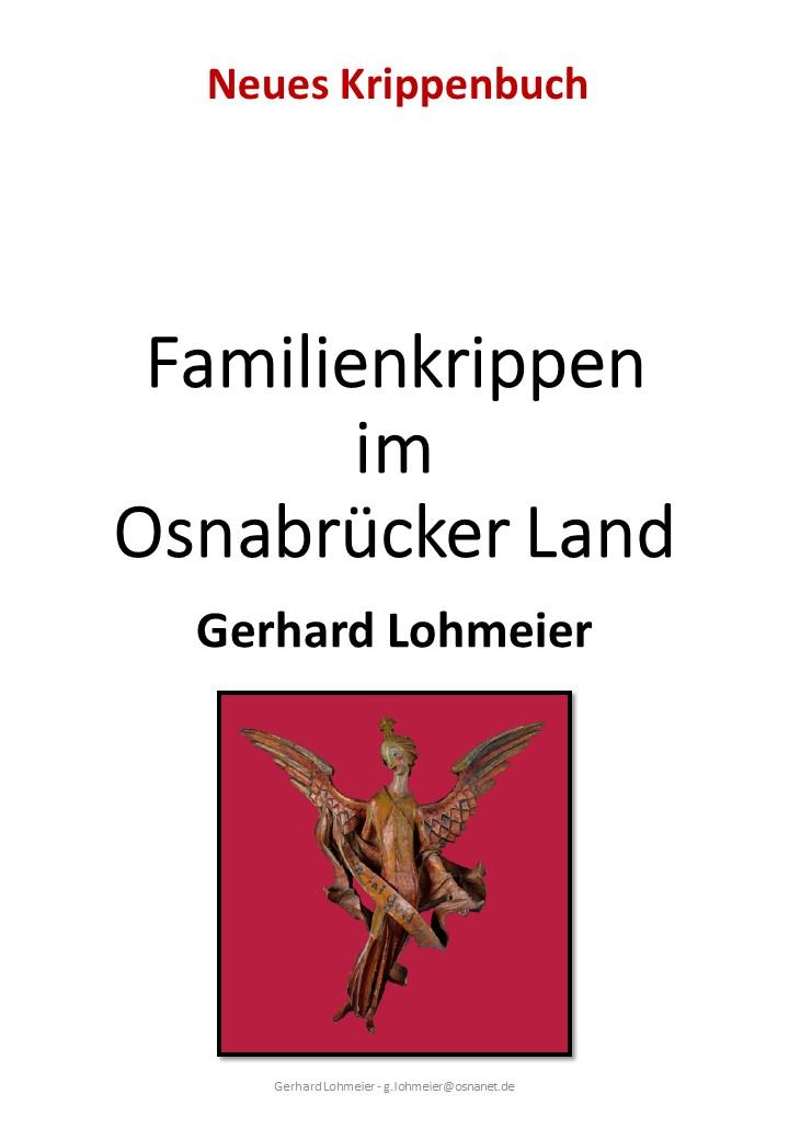 Krippenbuch Lohmeier Osnabrück Krippenverein rippenfreunde Krippenbrauch Krippenkunst Weihnachtskrippe