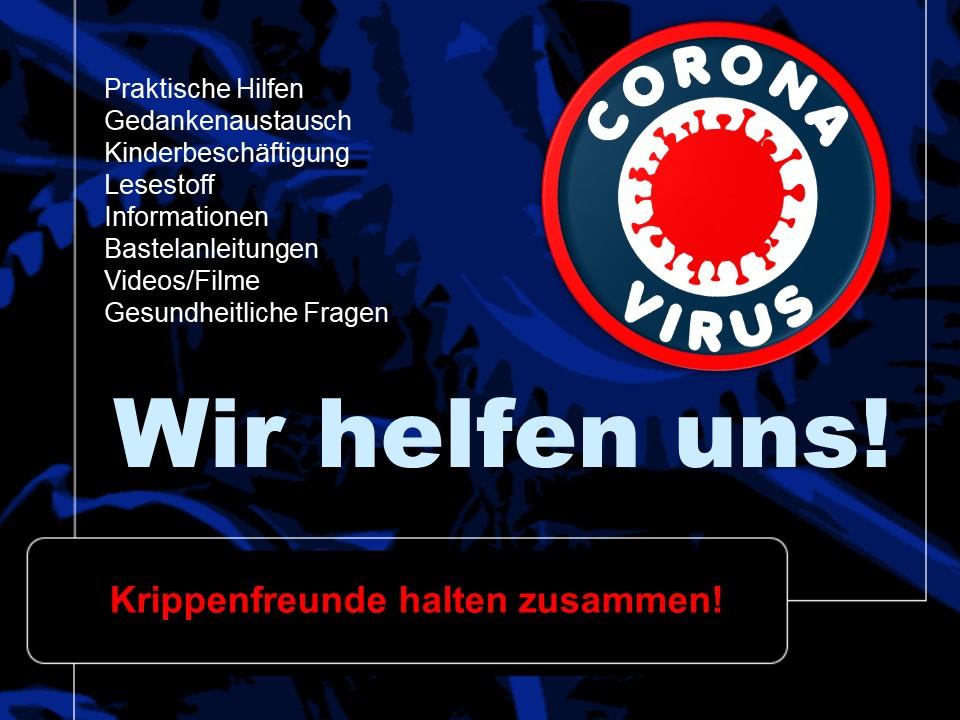 Krippenfreunde Krippe Weihnachtskrippe Krippenverein Osnabrück Corona